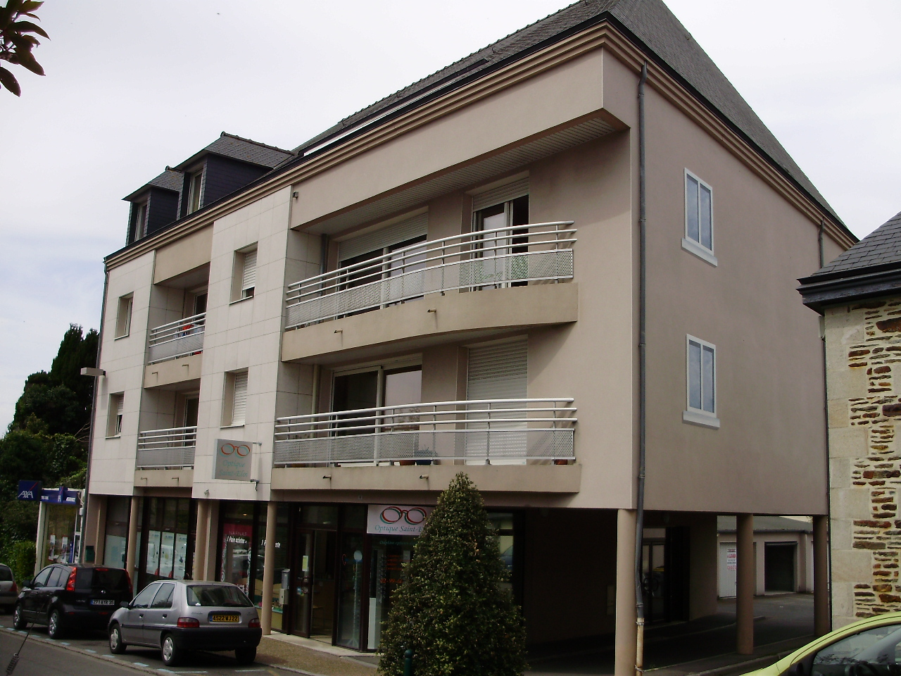 Location appartement montauban de bretagne centre ville 2pieces 34m2 span  ...